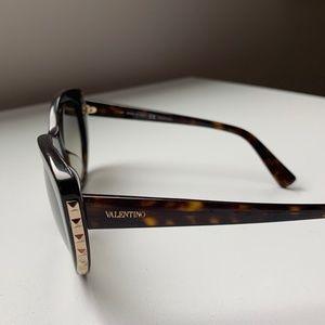 Valentino - Studded Cat Eye